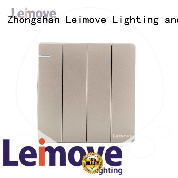 high quality modular light switches top manufacturer for sale Leimove