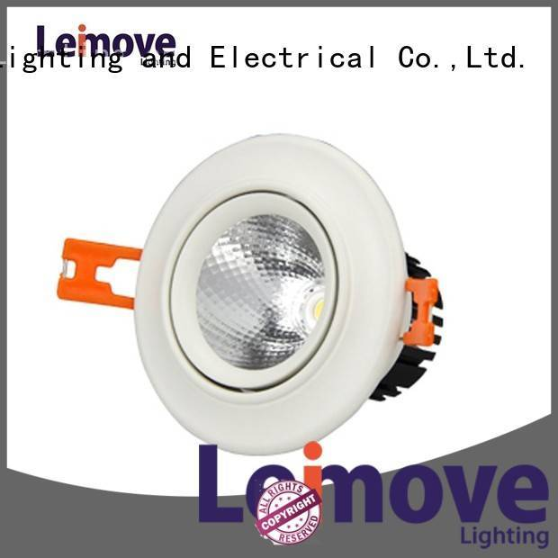 Hot spot led silvergold Leimove Brand