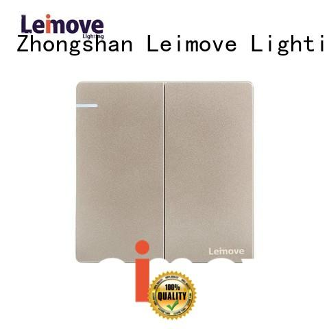 Leimove high quality simple electric switch bulk order for wholesale
