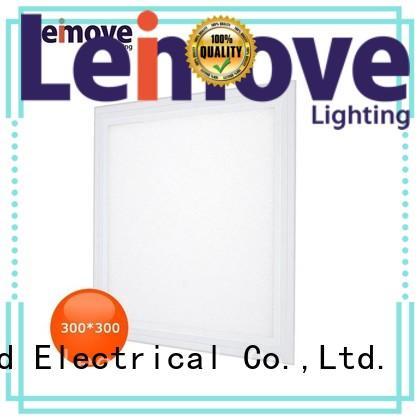 Leimove eye-protection led ceiling panel lights anti-fog for sale