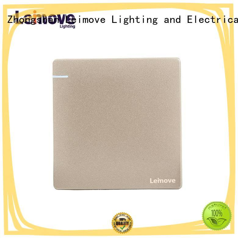 Leimove hot-sale domestic electrical switches universal for wholesale