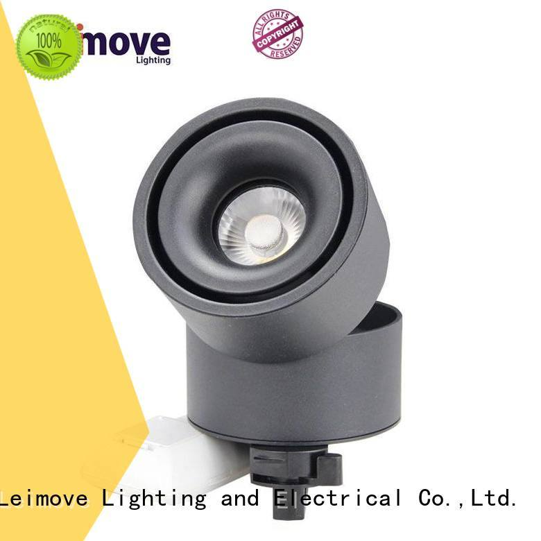 Leimove years warranty led track light at discount for customization