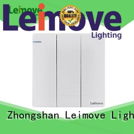 feather white domestic electrical switches top manufacturer for customization Leimove