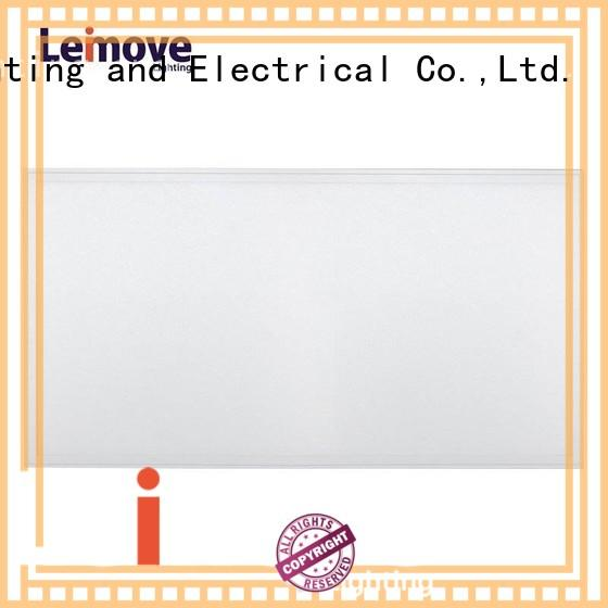 Leimove indoor lighting led ceiling panel lights high-quality for customization