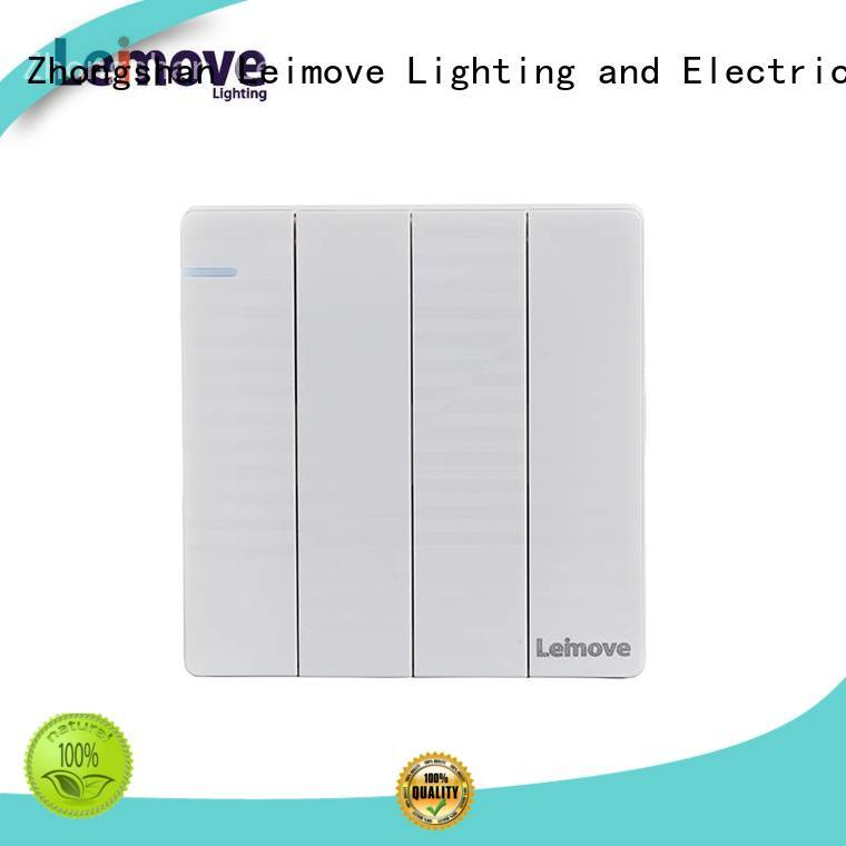 Leimove hot-sale household light switch universal for wholesale