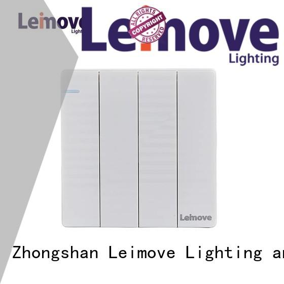 Leimove durable home depot light switch top manufacturer for decoration
