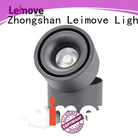 years warranty black led track lighting hot-sale free delivery Leimove
