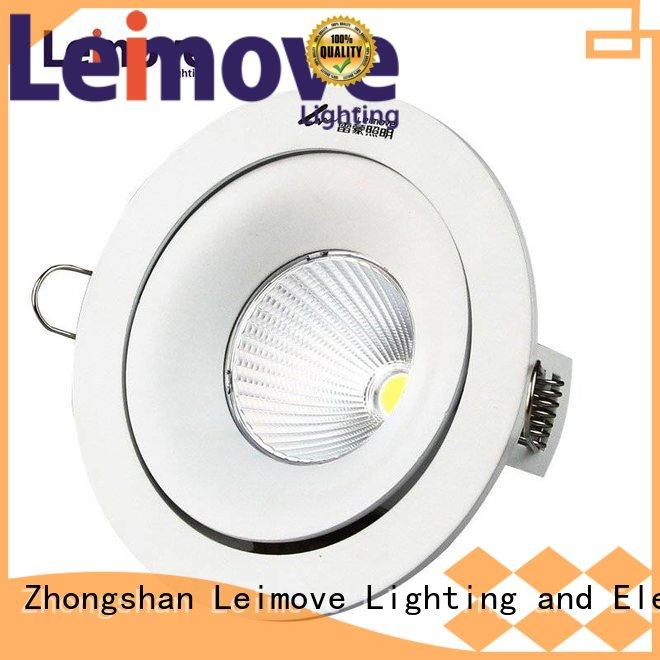 cheap price dimmable led spotlights ceiling Leimove