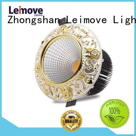 gold spot led light cheap price recessed for decoration