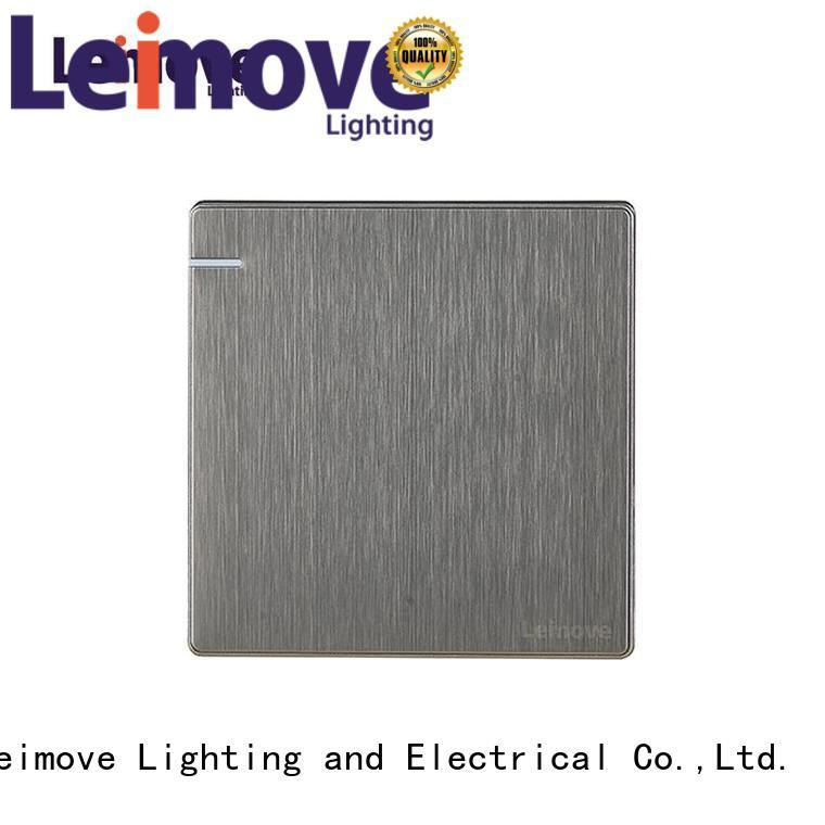 Leimove high quality household light switch top manufacturer for decoration