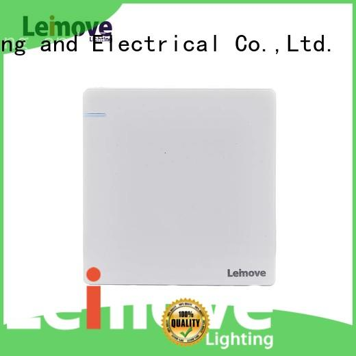 Leimove stainless steel electronic on off switch top manufacturer for wholesale