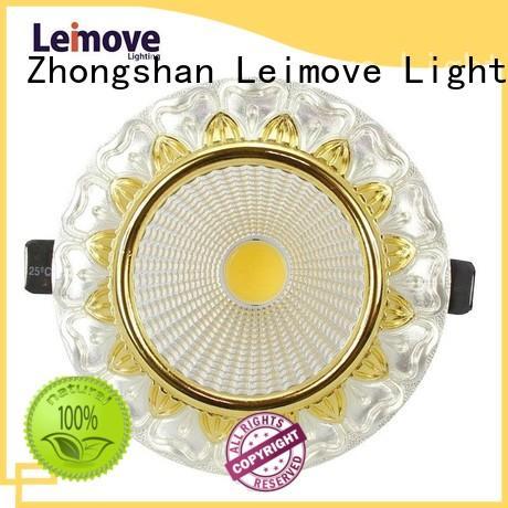 Leimove silver-gold spot led light ultra bright for sale