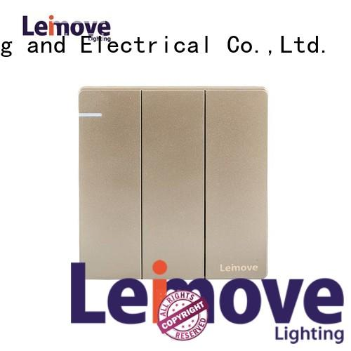 Leimove feather white electronic on off switch universal for sale