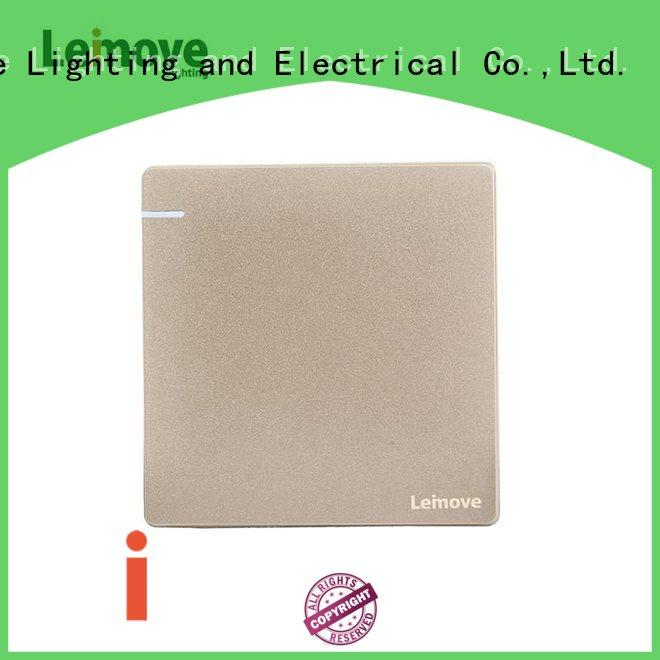 feather white switch universal for wholesale Leimove