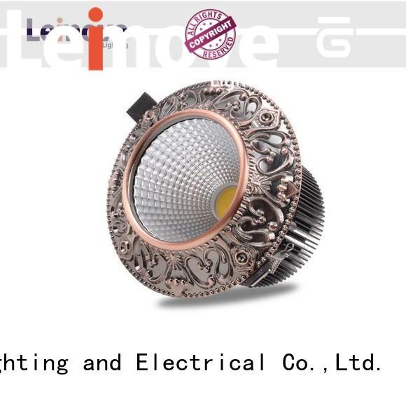 Leimove energy-saving spot led gu10 recessed