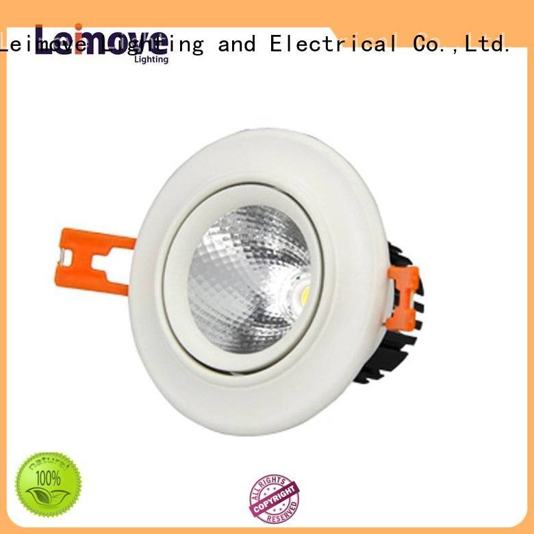 round shape high power led spotlight recessed for sale