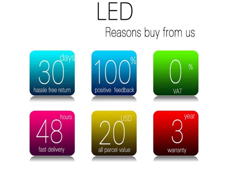 E27 LED Lamp E14 LED Bulb SMD5730 220V Corn Bulb 24 36 48 56 69 72LEDs Chandelier Candle LED Light For Home Decoration Ampoule-11