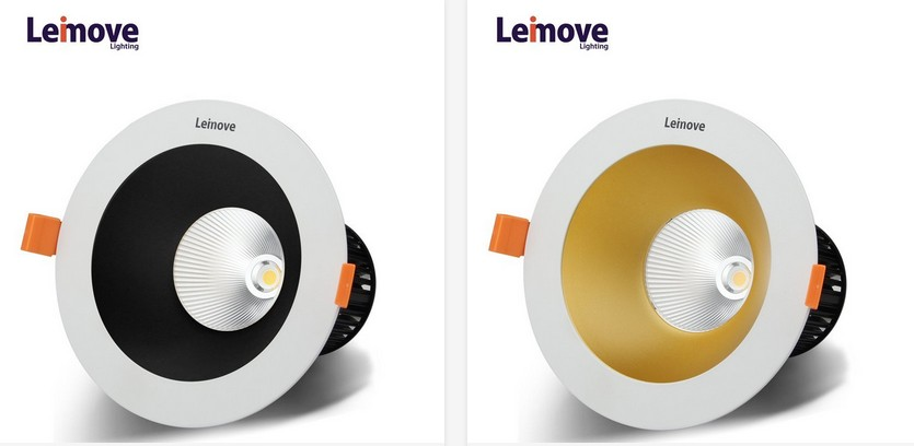 Leimove-Blogpost-led Cob Downlights: For A Brighter Future