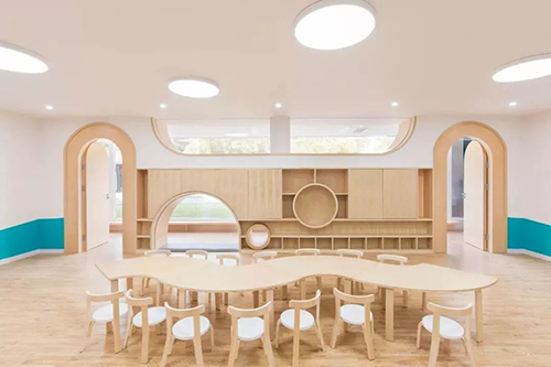 Leimove-Kindergarten Design: To Create An Original-ecological School Environment-7