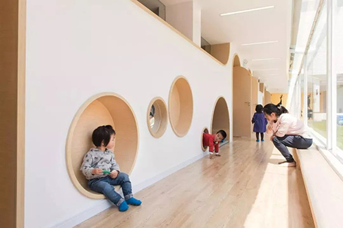 Leimove-Kindergarten Design: To Create An Original-ecological School Environment-8