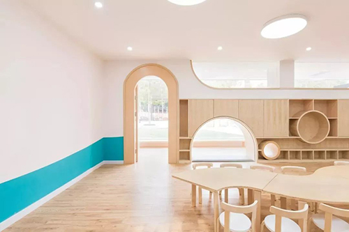 Leimove-Kindergarten Design: To Create An Original-ecological School Environment-12