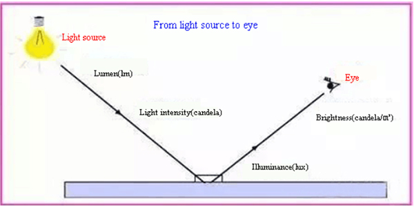 Leimove-What Is The Difference Between Luminance And Brightness, Zhongshan Leimove