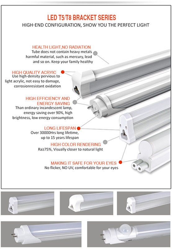 news-Everything You Need to Know About LED Tube Lights-Leimove-img