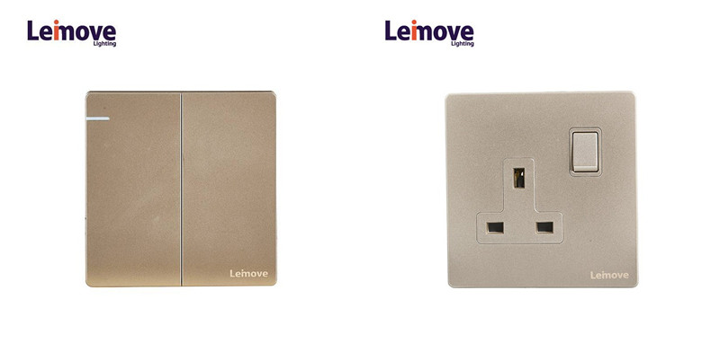 news-Leimove-Keys to Choose Modern Electrical Switches and Sockets for Home-img