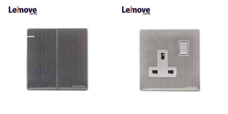 news-Keys to Choose Modern Electrical Switches and Sockets for Home-Leimove-img