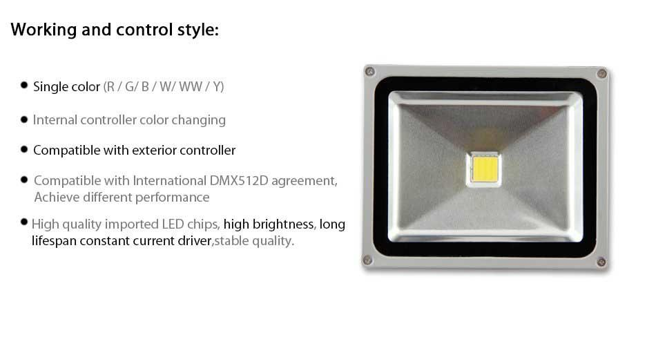 Leimove-High-quality 10203040w Led Flood Light Ra≥85 Cerohscqc Lm2941 Factory-2
