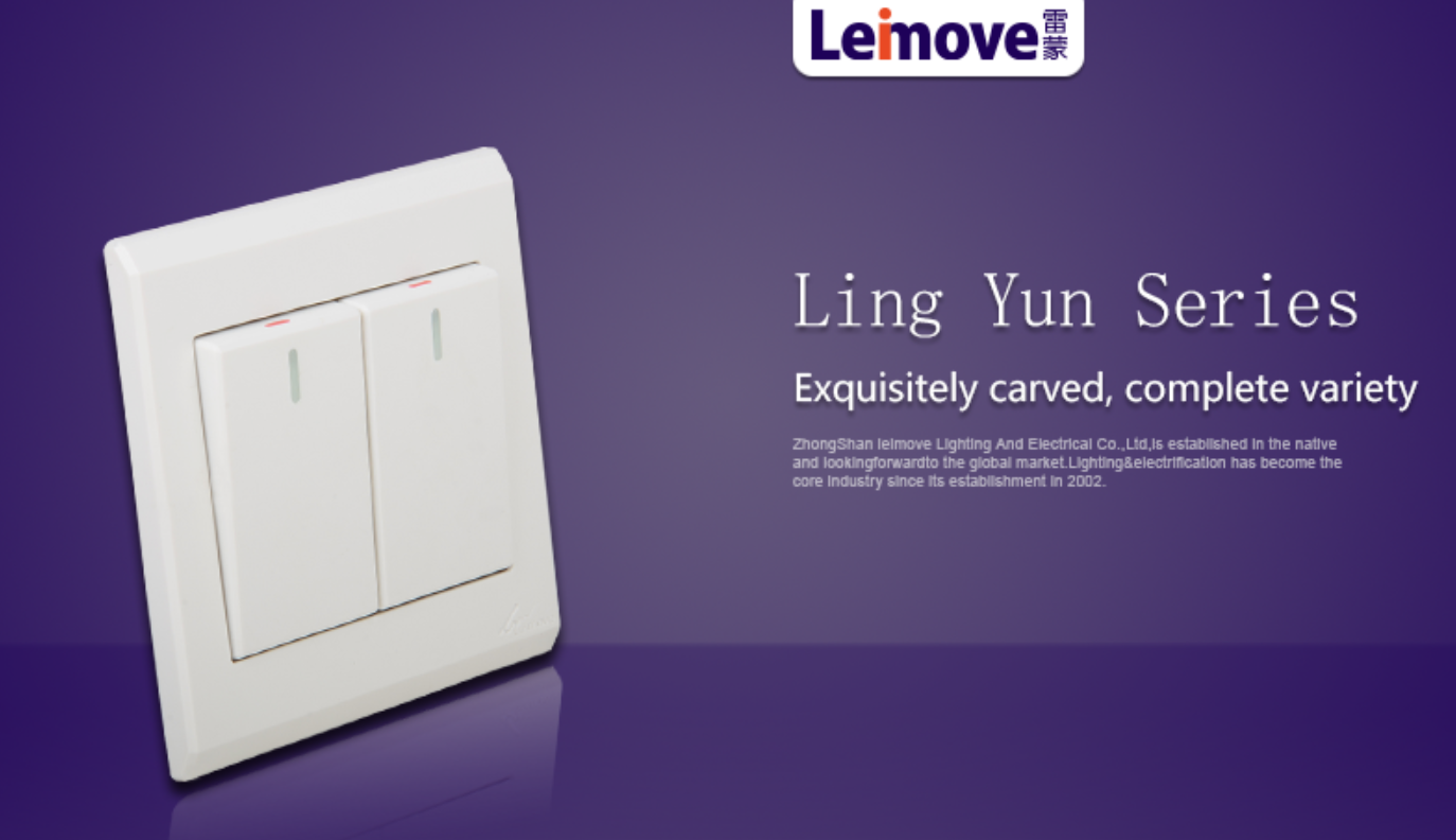Leimove high quality electrical switches online by bulk