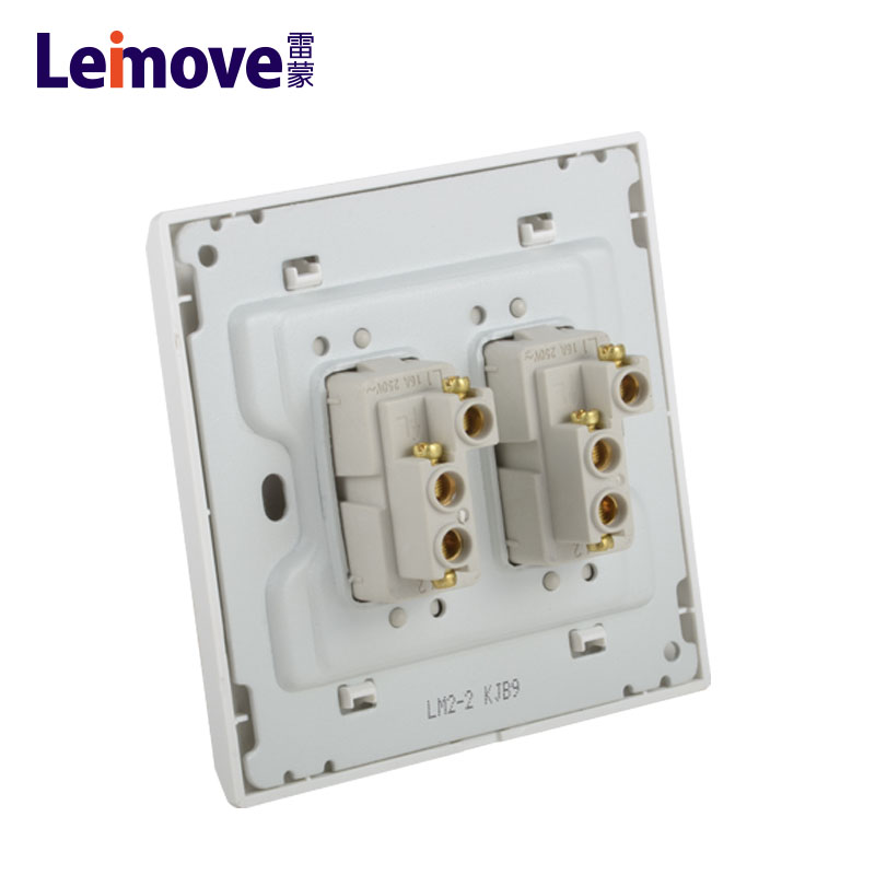 Leimove-white switches   Z Elegant White Series   Leimove-1