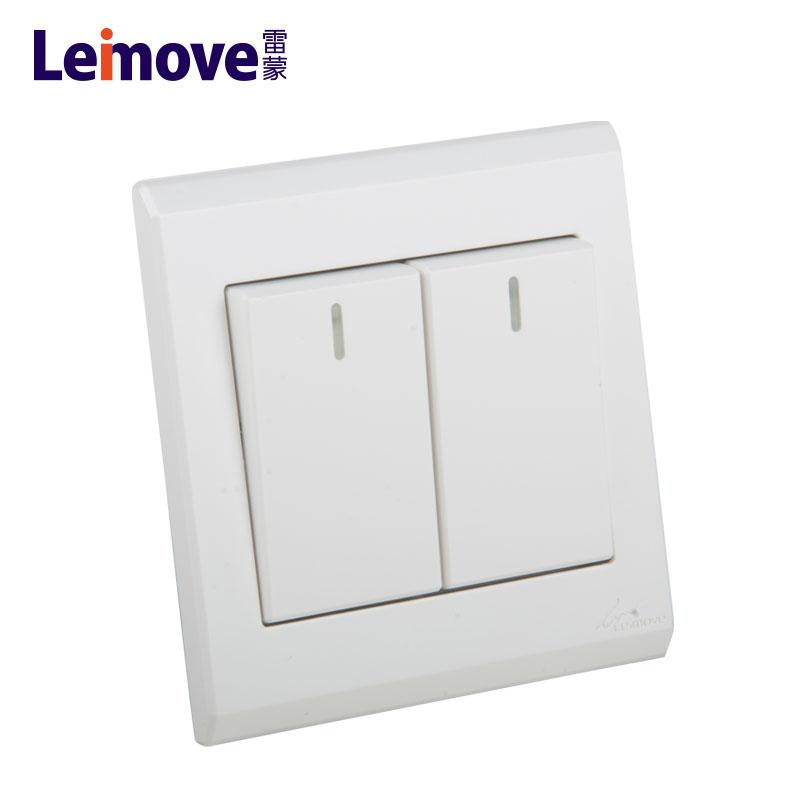 Leimove-white switches   Z Elegant White Series   Leimove-2