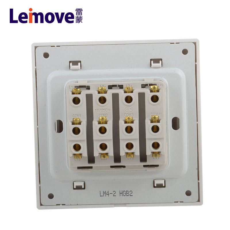 Four giant stilts single-link switches LM4-2-HUI(Z)