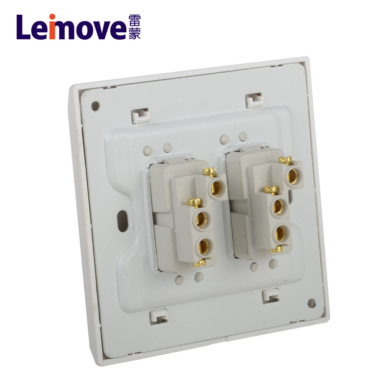 Leimove-electrical switches online | Z Elegant White Series | Leimove