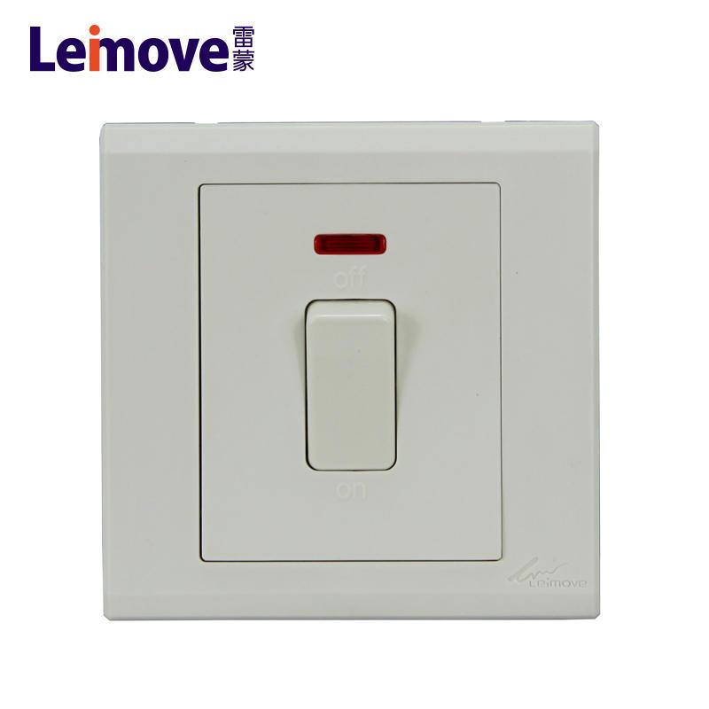20A bipolar switch with light(Z)