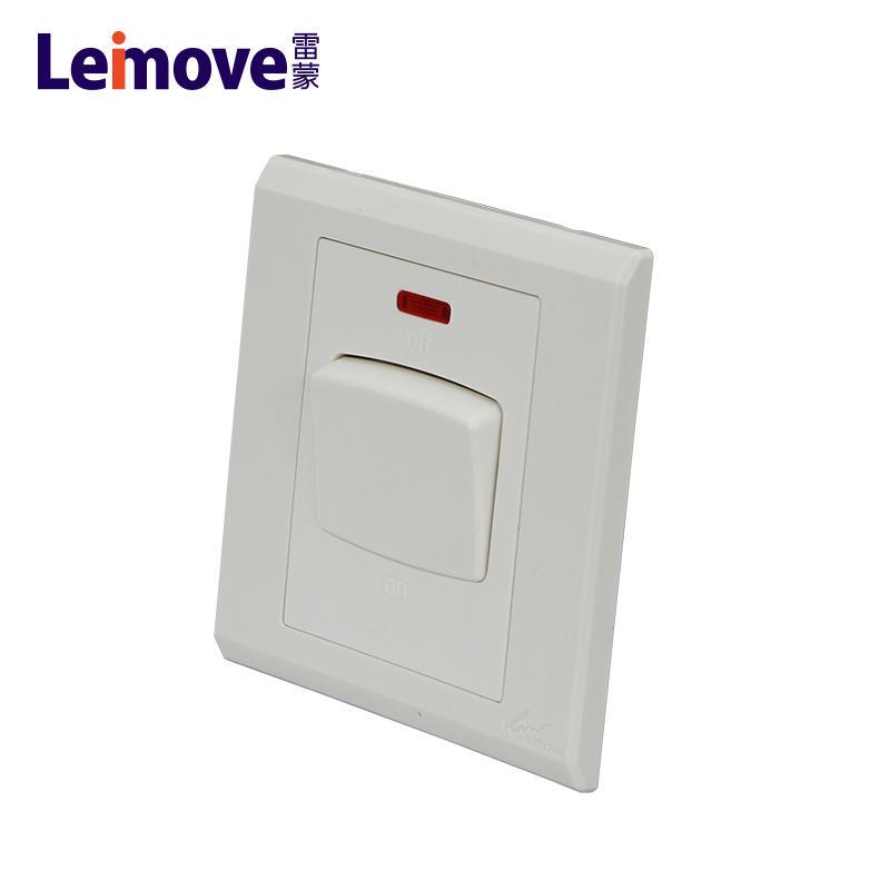 45A bipolar switch with light(Z)