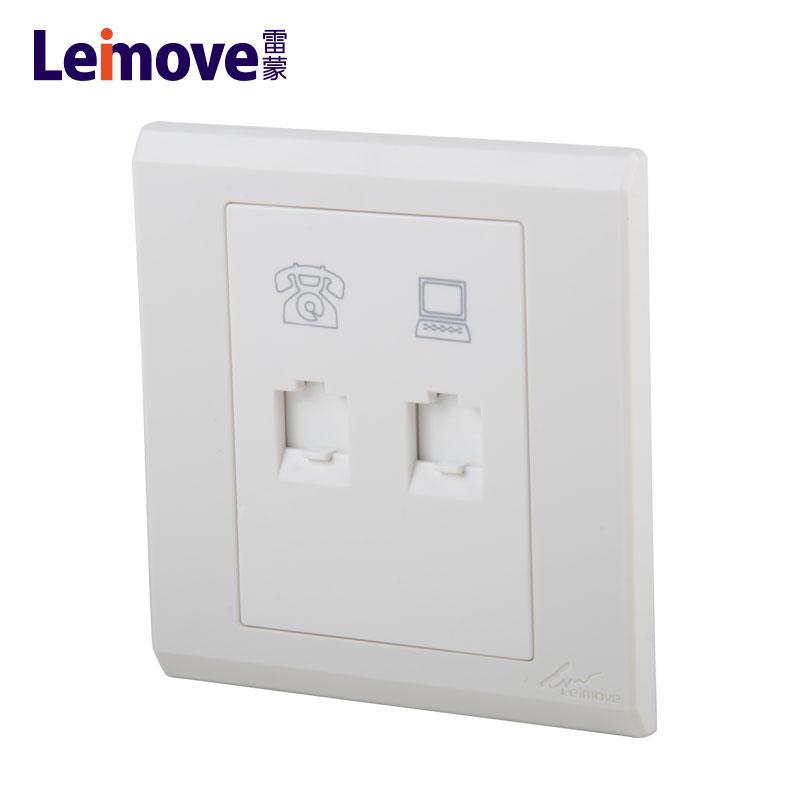 Telephone computer socket LMCL-HUI(Z)