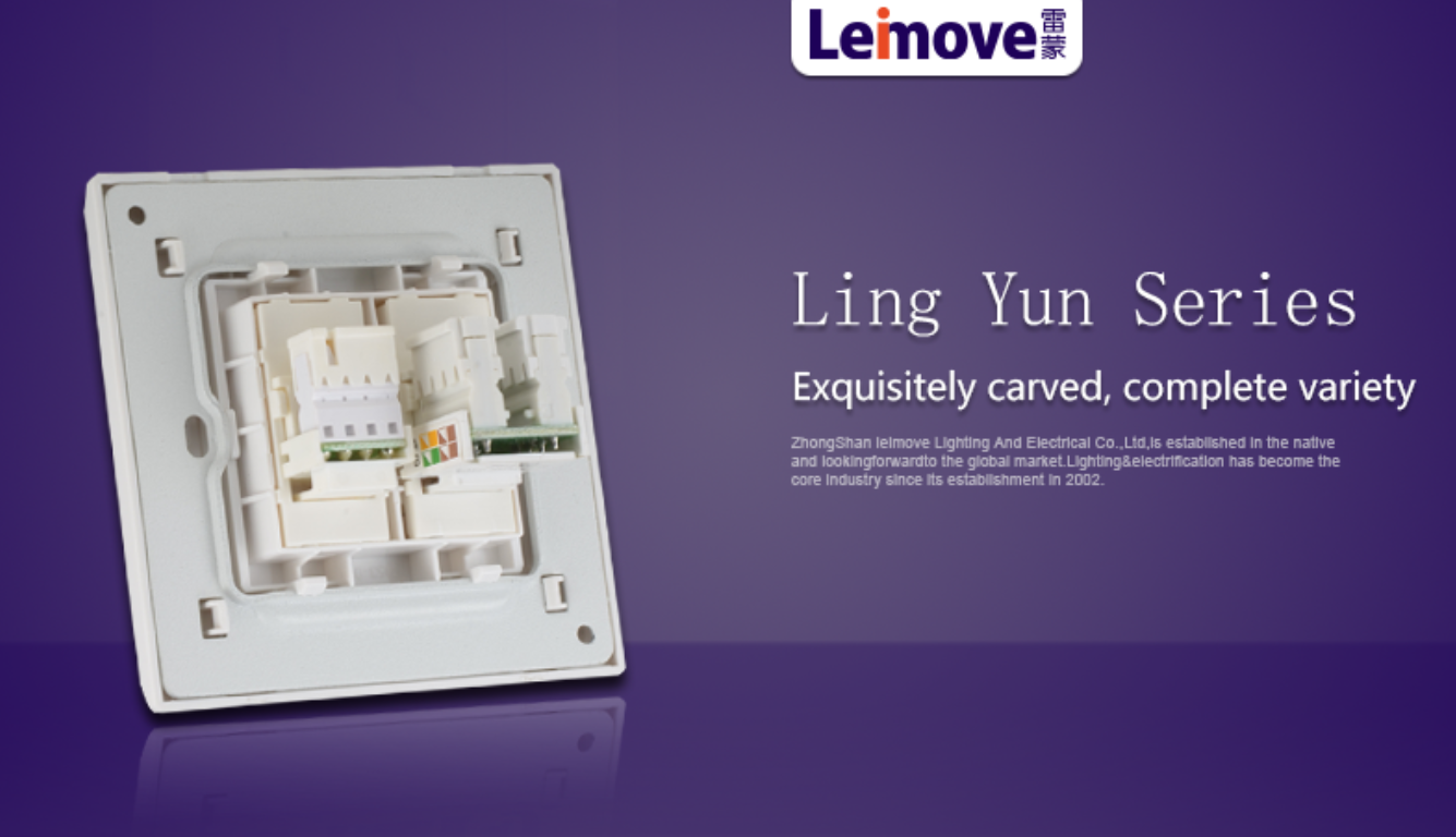Leimove-Best Telephone Computer Socket Lmcl-huiz Manufacture-5