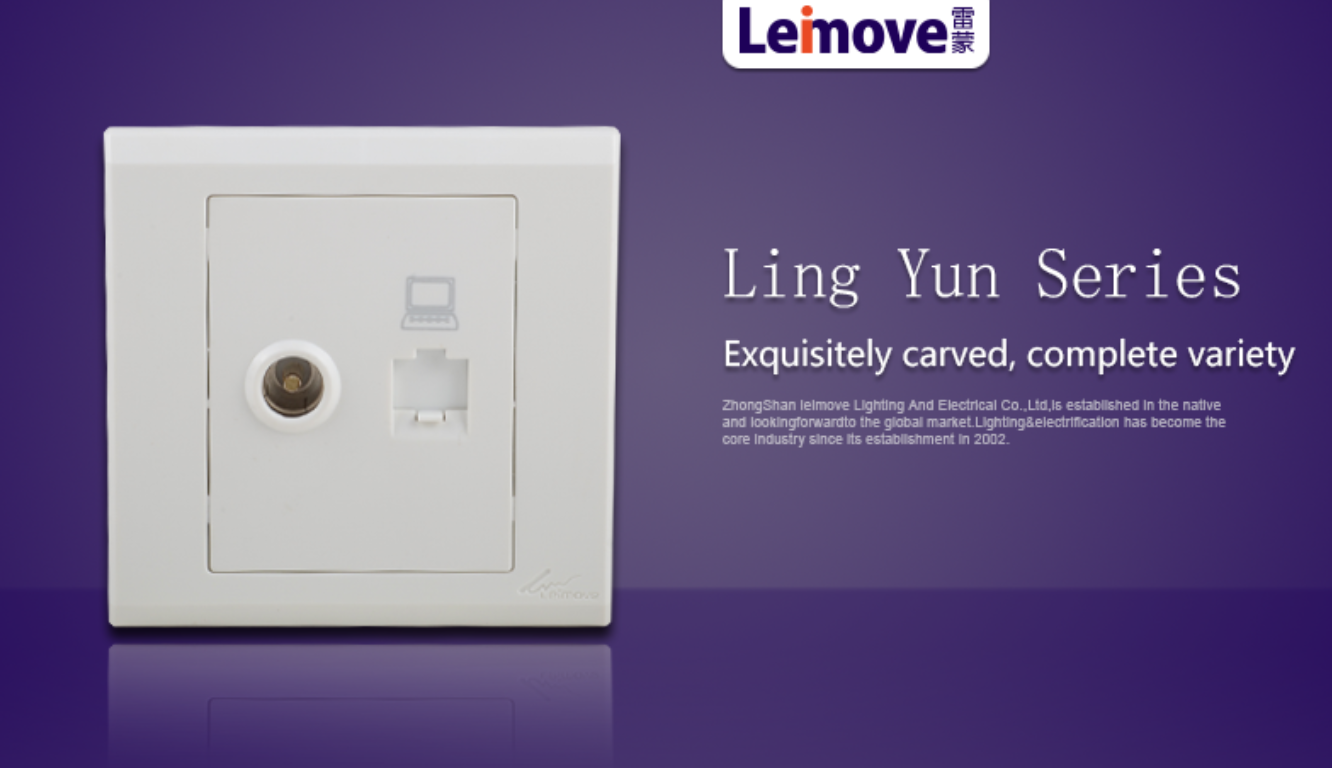 Leimove-Weak Current System Weak Current System From Leimove Lighting-2