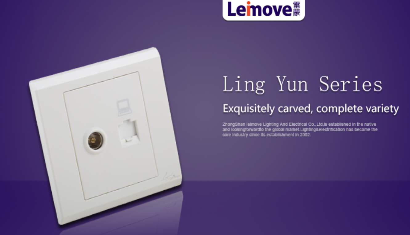 Leimove-Weak Current System Weak Current System From Leimove Lighting-4