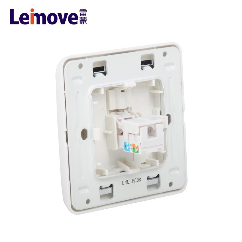 Leimove-Single computer socket LMLA
