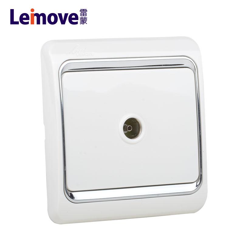 Leimove-Single TV jack LMVA-1
