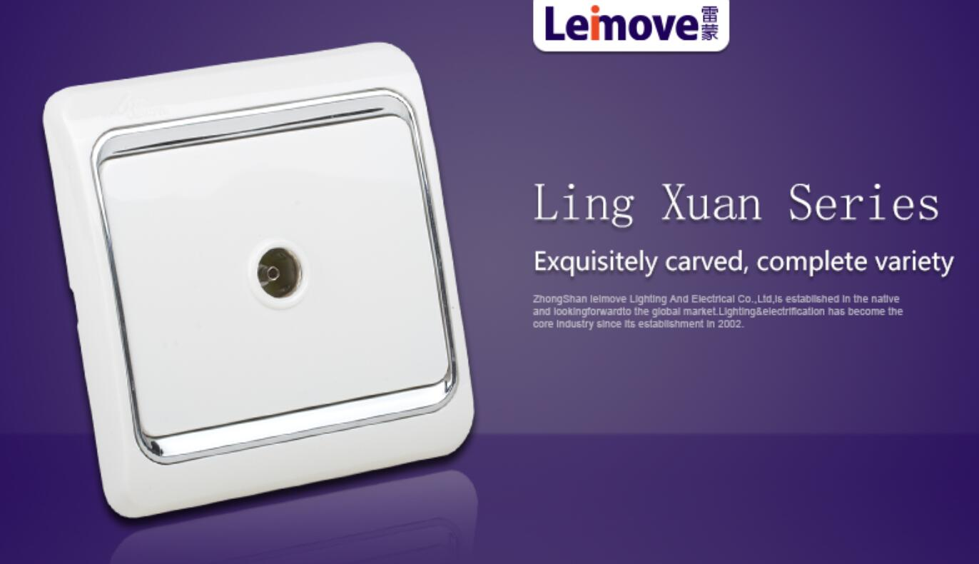 Leimove hot-sale white socket at discount for single-4
