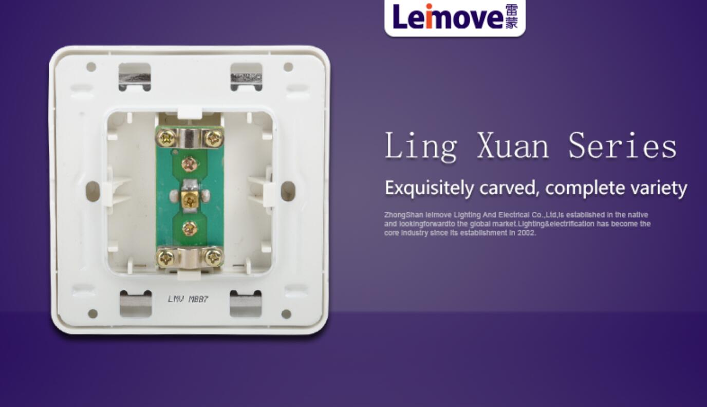Leimove hot-sale white socket at discount for single-5