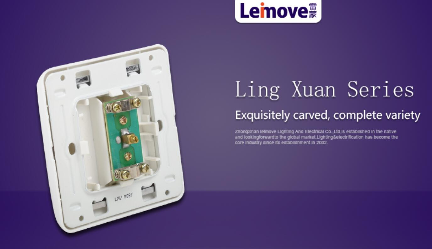 Leimove hot-sale white socket at discount for single-6
