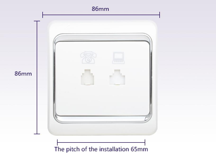 Leimove-Computer Phone Socket Lmcla | China Electric Socket Company-1