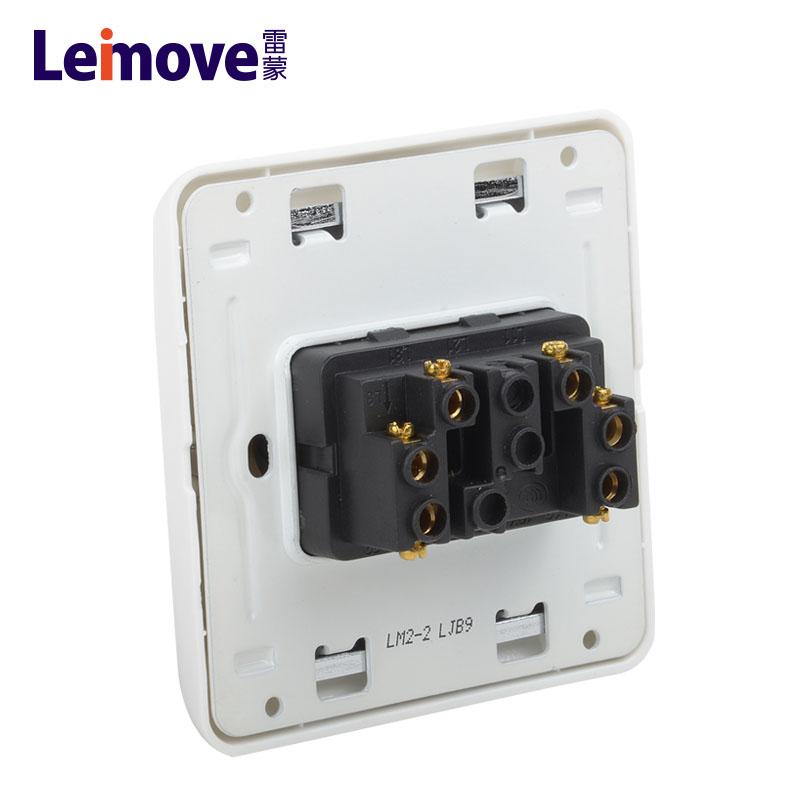 Leimove-modular light switches   A White Series   Leimove