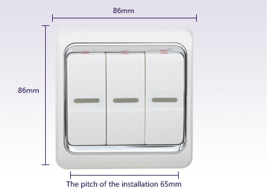 Leimove-Three Position Single Connection Switch | Electrical Switches-1