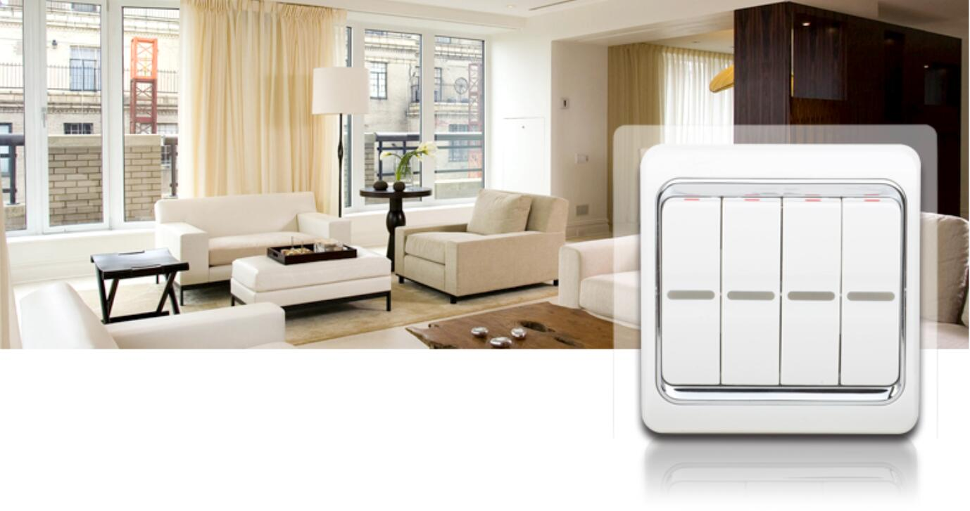 Leimove-High-quality Light Switches And Sockets | Four-position Stilt-plate Single-6